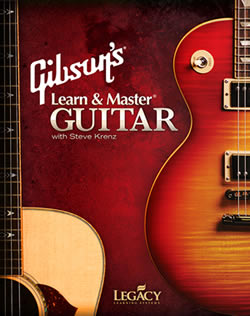 Gibson's Learn & Master Guitar Boxed Dvd/CD Set Legacy Of ...