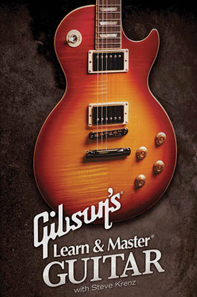 Review of Gibson's Learn and Master Guitar - Cyberfret.com