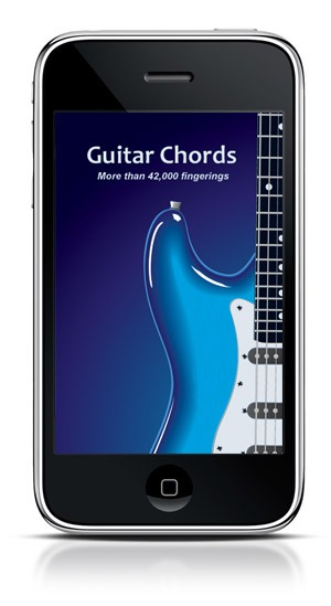 Guitar Chords iPhone App