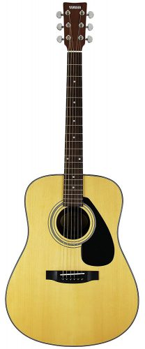 Yamaha F325D Dreadnought Acoustic Guitar Bundle