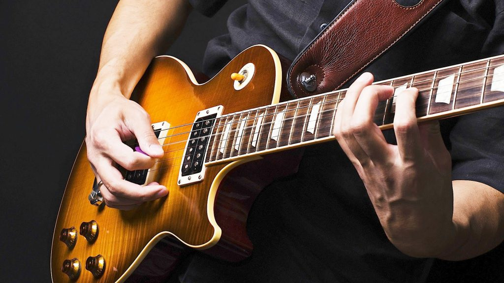beginers guide how to play electric guitar