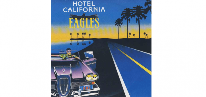 Eagles - Hotel California Chords