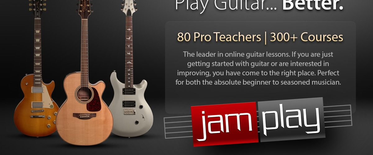Jamplay Review Best Online Guitar Lessons