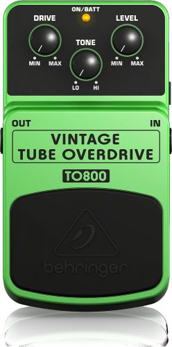 Berlinger Vintage Tube Overdrive T0800