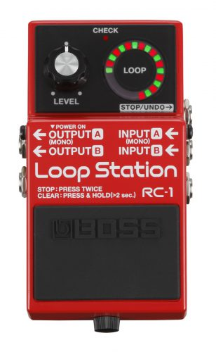 Boss RC-1 Loop