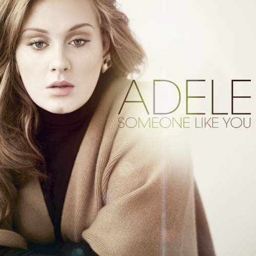 adele pdf someone like you