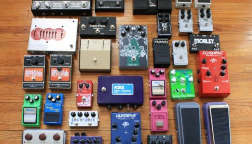 Too Many Pedals