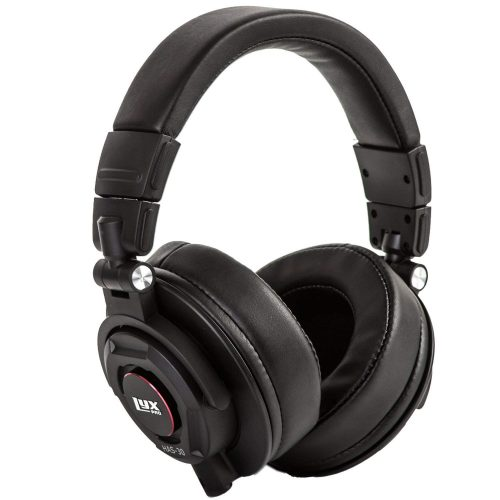 LyxPro HAS-30 Closed Back Over-Ear Headphones
