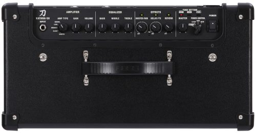 Boss Katana 50 Guitar Amp Settings