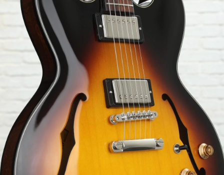 Gibson Memphis ES 335 Electric Guitar Review