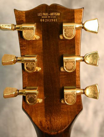 Les-Paul-Headstock
